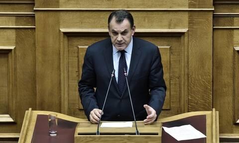 Παναγιωτόπουλος για τουρκικές προκλήσεις: 4.500 παραβιάσεις αυτοί; 4.500 αναχαιτίσεις εμείς