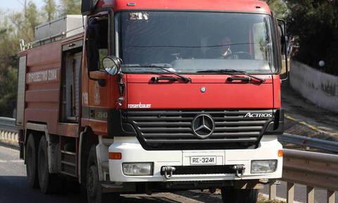 Συναγερμός: Φωτιά σε διαμέρισμα στο Νέο Φάληρο