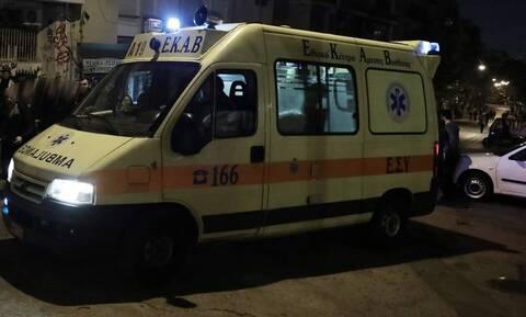 Καραμπόλα στην Πατησίων - Μία τραυματίας