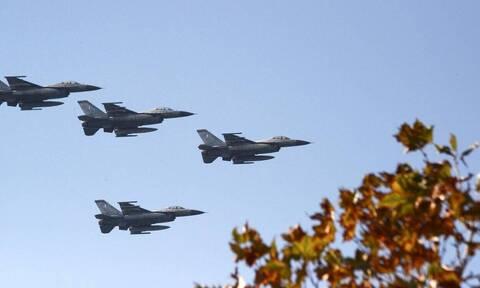 Βίντεο ντοκουμέντο από την αερομαχία Ελλήνων και Τούρκων στο Αιγαίο