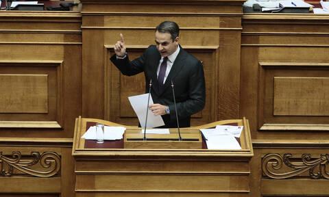 Σκληρό ροκ στη Βουλή – Μητσοτάκης: Μαυρίσατε την ψυχή των πολιτών - Τσίπρας: Προϋπολογισμός απάτης
