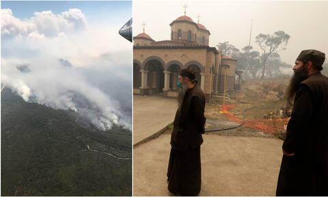 Πυρκαγιές στην Αυστραλία: Σε κατάσταση ανάγκης το Σίδνεϊ - Κινδύνευσε ελληνορθόδοξο μοναστήρι