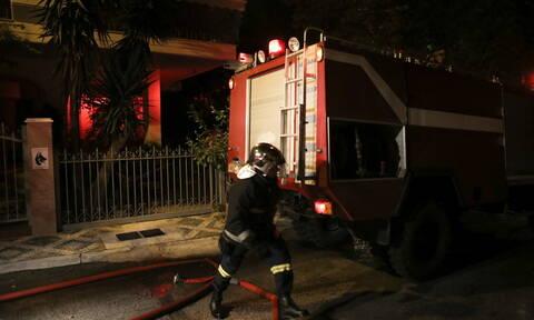 Αττική: Ένας νεκρός από φωτιά σε μονοκατοικία στο Χαλάνδρι