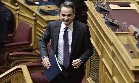 Μητσοτάκης: Μείωση εισφοράς αλληλεγγύης και έξτρα μείωση ΕΝΦΙΑ 8% από το 2020