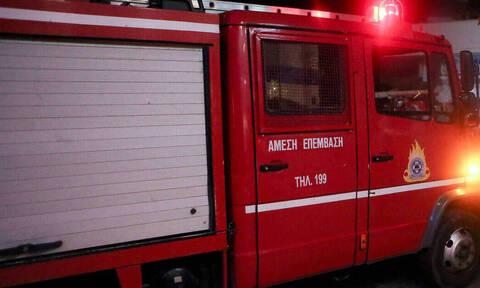 Τραγωδία στο Χαλάνδρι: Νεκρός ηλικιωμένος από πυρκαγιά