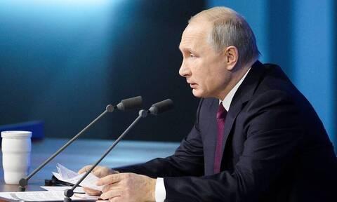 Путин проведет 15-ю большую пресс-конференцию