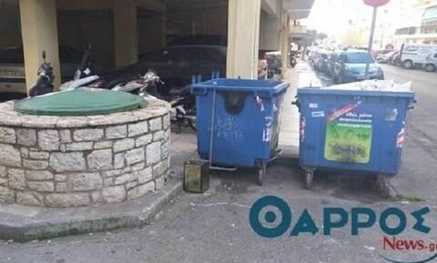 Женщина, оставившая младенца в мусорном баке в Каламате, предстанет перед судом