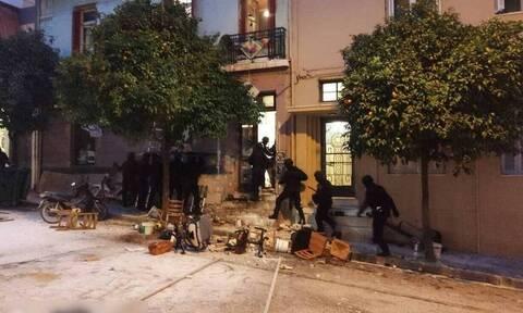 В Афинах в районе Кукаки завершена операция «Метла» и освобождены здания от незаконных жильцов
