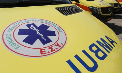 Ρέθυμνο: Ηλικιωμένος κοιμήθηκε στο τιμόνι - Δύο άτομα στο νοσοκομείο