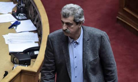 Στη Βουλή διαβιβάστηκε ποινική δικογραφία για Πολάκη - Κοντονή
