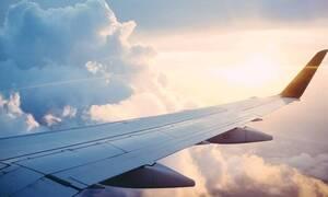 Χαμός σε πτήση: «Πάγωσαν» οι επιβάτες με αυτό που συνέβη (pics)
