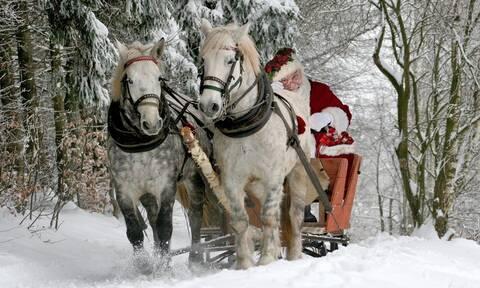 «Υπάρχει Άγιος Βασίλης;»: Πώς λέμε την αλήθεια στα παιδιά (pics+vid)