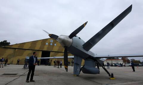 Αυτό είναι το πρώτο drone της Πολεμικής Αεροπορίας - Έντυπωσιακά βίντεο