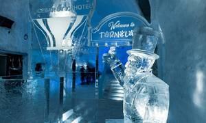 Σουηδία: Το παλαιότερο «παγωμένο» ξενοδοχείο στον κόσμο κλείνει 30 χρόνια ζωής –Εντυπωσιακές εικόνες