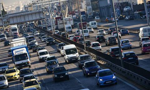 Από σήμερα (20/12) τα έκτακτα μέτρα της Τροχαίας στις εθνικές οδούς