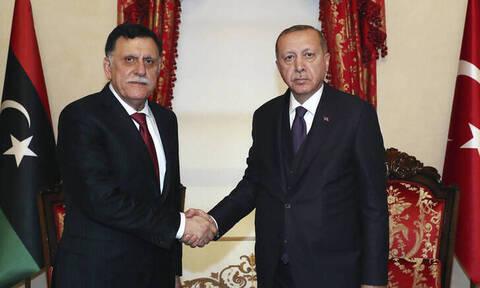Al Jazeera: Η κυβέρνηση της Τρίπολης αποδέχεται τη στρατιωτική βοήθεια της Τουρκίας