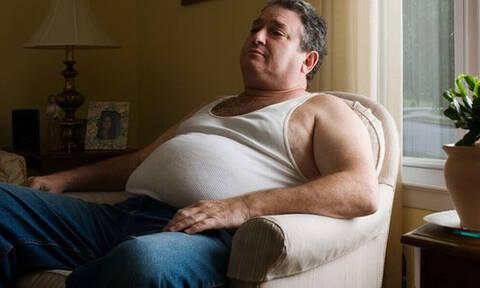 Είσαι υπέρβαρος; Σου έχουμε πολύ καλά νέα!