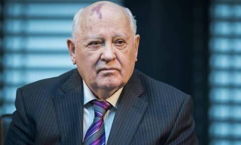Δύσκολες ώρες για τον Μιχαήλ Γκορμπατσόφ