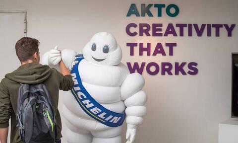 Η Michelin ενώνει τις δυνάμεις της με τους σπουδαστές του ΑΚΤΟ για την Οδική Ασφάλεια