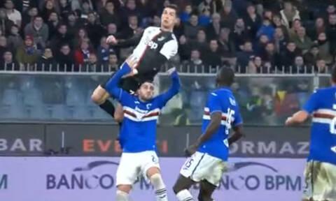 Έτσι πηδάει (ψηλά) ο Κριστιάνο Ρονάλντο και κάνει το ένα ρεκόρ μετά το άλλο!