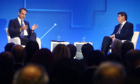 Συνέδριο ΣΕΒ: Ο Μητσοτάκης προανήγγειλε Εθνικό Συμβούλιο Βιομηχανίας