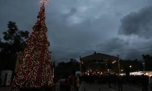 Με συννεφιά και βροχές η Παρασκευή - Ο καιρός μέχρι τα Χριστούγεννα (pics)