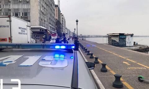 ΤΩΡΑ: Συναγερμός στην Θεσσαλονίκη - Βρέθηκε ύποπτη βαλίτσα