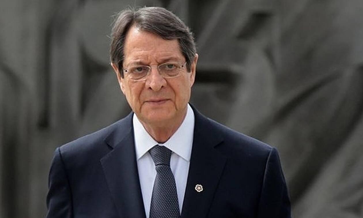 Анастасиадис и ас-Сиси призвали заблокировать меморандум, подписанный Турцией и Ливией