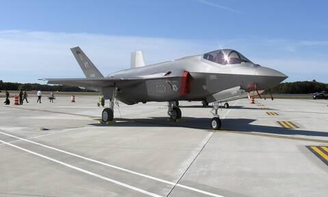 Σφοδρές αντιδράσεις στην Άγκυρα για το «μπλόκο» των F-35 από τις ΗΠΑ