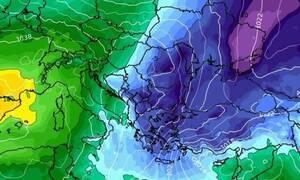 Καιρός: Ανατροπή και... ψυχρή εισβολή από τις 26 Δεκέμβρη και έως την Πρωτοχρονιά (videos)