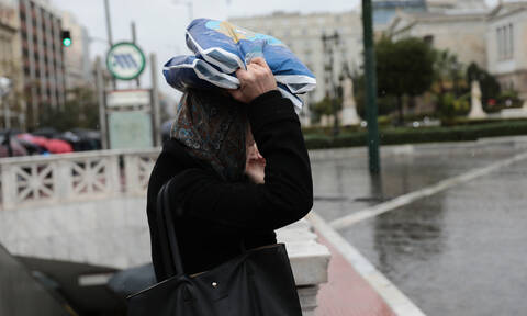 Καιρός: Έκτακτο δελτίο ΕΜΥ - Έρχεται νέα κακοκαιρία - Ποιες περιοχές θα «χτυπήσουν» καταιγίδες