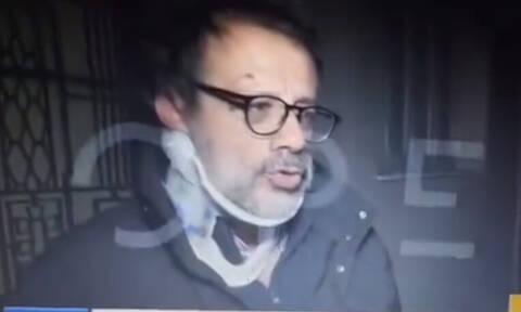 Ξεσπάει ο σκηνοθέτης: Δεν έχουμε σχέση με την κατάληψη στο Κουκάκι – Είμαστε όμηροι πόλωσης
