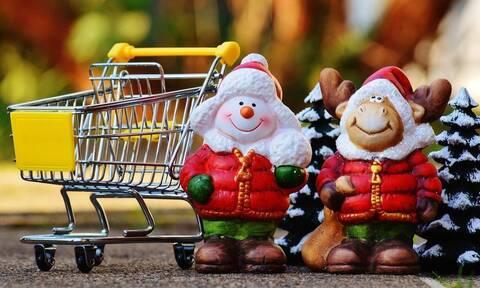 Εορταστικό ωράριο: Αναλυτικά το πρόγραμμα - Τι ώρα κλείνουν σήμερα (21/12) τα καταστήματα