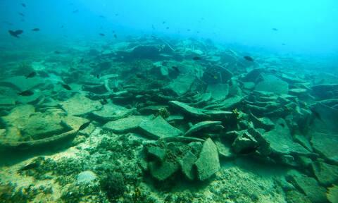 Υποβρύχια μουσεία: Στον «Παρθενώνα των ναυαγίων»- Το ναυάγιο της Περιστέρας επισκέψιμο για δύτες