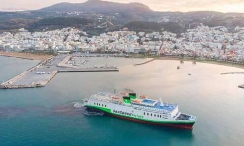 Σοκ σε πλοίο που εκτελούσε το δρομολόγιο Πειραιάς - Ηράκλειο