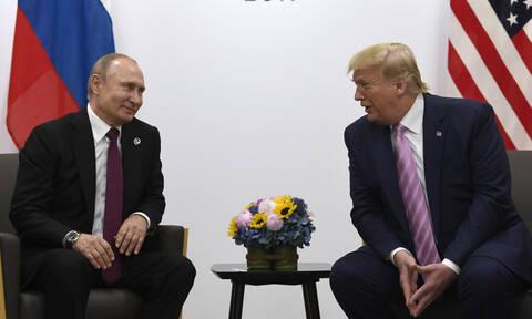 Κόντρα Τραμπ – Πούτιν για τον Nord Stream 2: Οι ΗΠΑ θα μας ζητήσουν να σταματήσουμε να αναπνέουμε