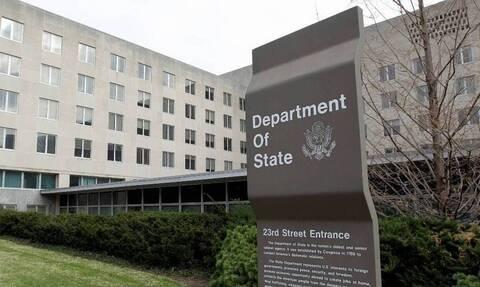 Η Ουάσινγκτον ανησυχεί για την αποστολή τουρκικής στρατιωτικής βοήθειας στη Λιβύη