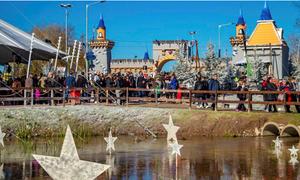 Οι θεματικοί τουριστικοί προορισμοί κλέβουν... την παράσταση των χριστουγεννιάτικων διακοπών