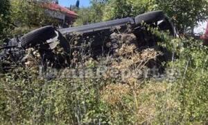 Ευρυτανία: Νεκρός 72χρονος - Έπεσε με το ΙΧ του σε γκρεμό 70 μέτρων