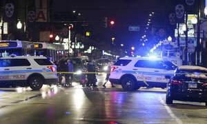 Σικάγο: 13 τραυματίες από ανταλλαγή πυροβολισμών σε πάρτι