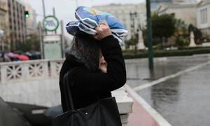 Κακοκαιρία: Δύσκολη ημέρα η Δευτέρα - Προειδοποίηση μετεωρολόγων (vid)