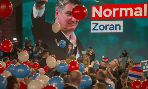 Κροατία: Προβάδισμα Μιλάνοβιτς στο ντέρμπι των προεδρικών εκλογών