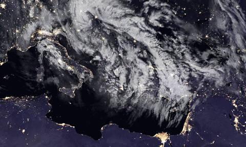 Καιρός: Βροχές και χιόνια τη Δευτέρα - Η εξέλιξη της κακοκαιρίας τις επόμενες ώρες