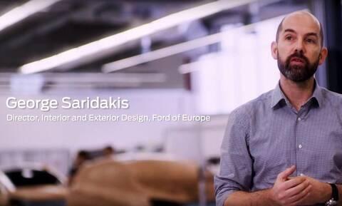 Ford: Ο Έλληνας σχεδιαστής Γιώργος Σαριδάκης μιλά για το νέο Puma