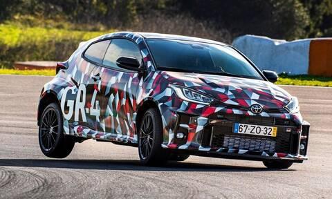 Toyota GR Yaris: Με 250 ίππους από 1.600 κυβικά, τετρακίνηση και 0-100 σε 5,5 δεύτερα!