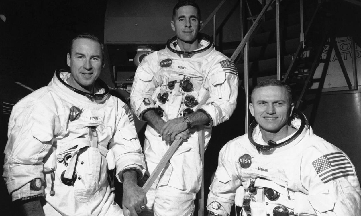 23 Δεκεμβρίου: Όταν ο άνθρωπος μπήκε σε τροχιά γύρω από τη Σελήνη
