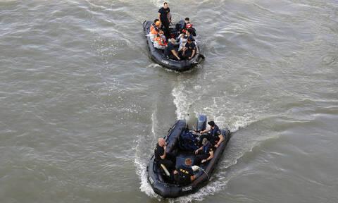 Σκάφος με μετανάστες ανατράπηκε στον Δούναβη - Αγνοούνται έξι άτομα, ανάμεσά τους και παιδιά
