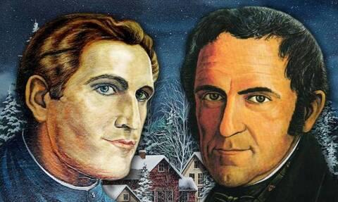 Σαν σήμερα το 1818 ο Φραντς Γιόζεφ Γκρούμπερ συνθέτει το πιο γνωστό χριστουγεννιάτικο τραγούδι