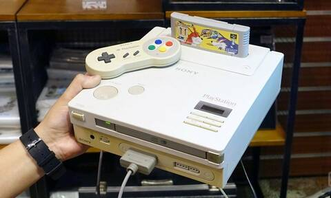 Το «ιερό δισκοπότηρο» των gamers: Βγαίνει σε δημοπρασία το... Nintendo PlayStation