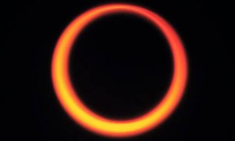 Εντυπωσιακή έκλειψη ηλίου στις 26 Δεκεμβρίου